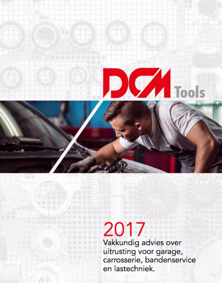 Catalogus DCM Tools 2017